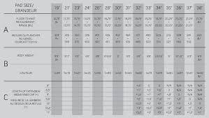Bauer Goalie Chest Protector Size Chart 4 I Always Recommend Visiting A Store If You Can Because