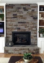 faux stone fireplace wall photo 4 of 7 best stone veneer fireplace ideas on faux stone