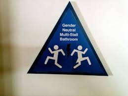 gender neutral bathroom sign funny. Perfect Gender And Gender Neutral Bathroom Sign Funny O