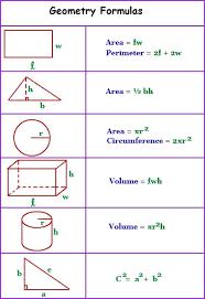 91 Mathematics Formula Geometry Pdf Geometry Formula