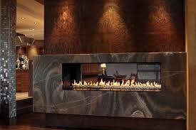 linear fireplace surround ideas contemporary fireplace design