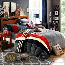 flannel sheet set style flannel bed linen set winter warm bedding sets bedclothes twin queen king size duvet
