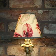 candle lamp shades laura ashley gosford cranberry 5 75inch handmade clip 13