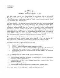 cover letter compare and contrast essay outline example compare  cover letter best photos of example essay outline template argumentative expositorycompare and contrast essay outline example
