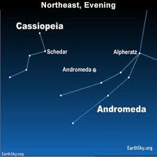 Tonight Find The Andromeda Galaxy Tonight Earthsky