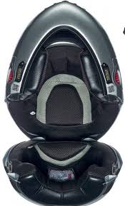 vozz helmets rear entry design is quick snug and quiet with