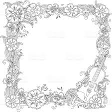 Image Result For Violin Coloring Page