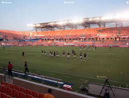 Bbva Compass Stadium Section 104 Seat Views Seatgeek