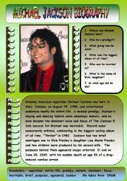 ways not to start a michael jackson biography essay bubbles born 1983 is a common chimpanzee known for being the one time pet of american recording artist michael jackson