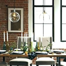 pendant lighting over dining room table best