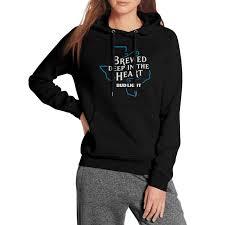 Bud Light Hooded Sweatshirt Amazon Com Classic Fleece Hooded Sweatshirt For Women Bud