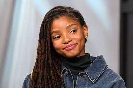 Halle Bailey Shares Pic Of Herself In ...