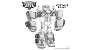 Small Picture rescue bots optimus prime coloring pages free Printable Coloring