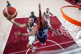 Team USA Basketball Loses To France At ...