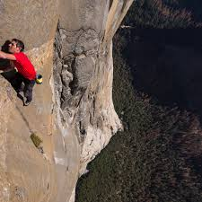 It's sort of the extreme': Free Solo's Alex Honnold on rock ...