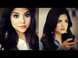 pretty little liars character aria montgomery s inspired makeup and hair tutorial find me on