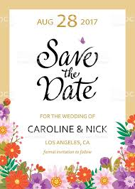 save the date wedding card. save the date wedding card royalty-free stock vector art -