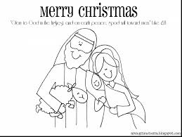 Small Picture Printable Coloring Pages Nativity Scenes