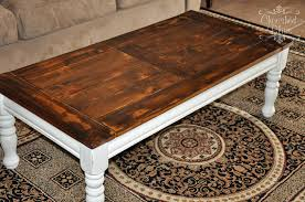 refinishing coffee table ideas home design ideas
