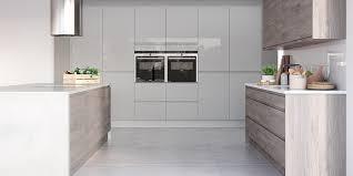 Italia Grey Gloss Kitchen
