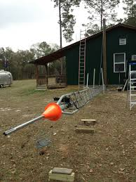 the you link is a slideshow detailing construction check it out if you are thinking of building a tilt over mast