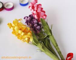 Paper Flower Craft Ideas 10 Mothers Day Paper Flower Bouquet Crafts