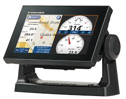 Gps Waas Chart Plotter With Built In Chirp Fish Finder Gp