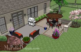 square patio designs. Delighful Square Square Patio Addition  Designs And Ideas Inside I