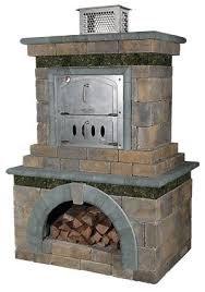 new outdoor fireplace and pizza oven combination plans outdoor fireplace pizza oven bo source