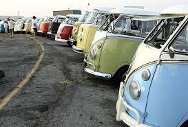 Peace, Love, & the VW Bus