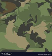 Army Camo Design Army Camouflage Pattern