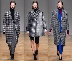 women s coats fall winter 2017 2018 fashion trends gray double ted plaid coats