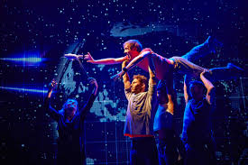 the curious incident of the dog in the night theater review curious incident of the dog in the night this image released by boneau bryan brown shows the cast during a performance of