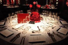 Charity Ball Decorations Fascinating Charity Ball Table Decorations Elaborate Table Décor Is A