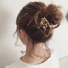 髪の結び方に悩む女子必見お手本にしたい結び方まとめhair