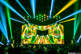 Rave Stage Design Eye Candy 40 Photos Of Beautiful Edm Festival Stage