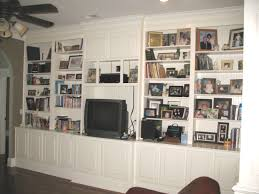Living Room Bookcases Built In Best Ideas About Tv Bookcase Built In Wall With Living Room