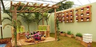 diy outdoor garden furniture ideas. Pallet Garden Diy Outdoor Furniture Ideas Creative Vertical Wooden Chairs Flower Table Wood B