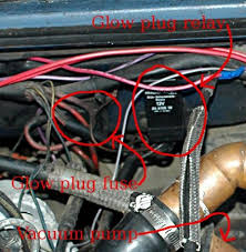 wiring diagram for glow plug relay 7 3 wiring 95 7 3 glow plug wiring diagram 95 auto wiring diagram schematic on wiring diagram for
