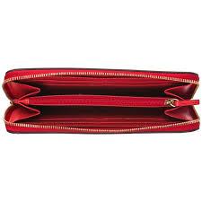 furla wallet genuine leather coin case holder purse card bifold babylon kiss