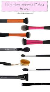 10 must have inexpensive makeup brushes that are great quality but won t break