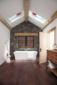 Accent Wall Bathroom 30 Exquisite And Inspired Bathrooms With Stone Walls