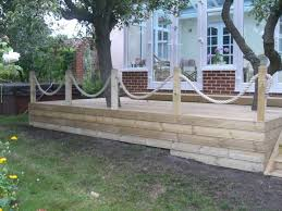 Small Picture The 25 best Rope fence ideas on Pinterest Outdoor railings
