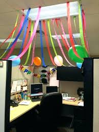 Decoration For Office Birthday Decorations For Office Office