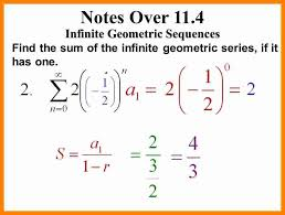 infinite geometric series infinite geometric series slide 3 jpg caption