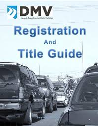 2 preface the nevada department of motor vehicles has prepared this guide to ist the motor vehicle industry when conducting business with the department