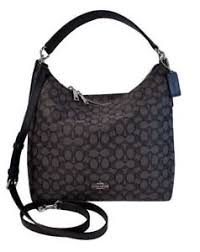 Coach F55365 Outline Signature Celeste Hobo Shoulder Crossbody Bag