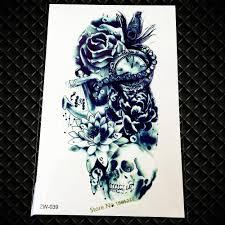 Acquista 1 Pz Cool Braccio Spalla Tatuaggio Temporaneo Uomo Gzw 039