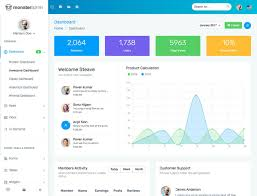 20+ Best Bootstrap Admin Templates 2018 - Athemes