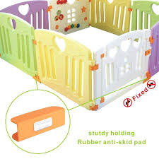 outdoor play yard baby playpen kids activity centre safety play yard home indoor outdoor new pen outdoor play yard
